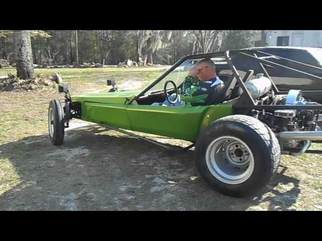 Chuck kellar 1974 vw sand rail h/p 1830 cc dual port engine