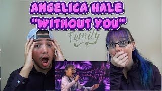 "Video MOM & SON REACTION! Angelica Hale Sings ""Without You"" , 10-Year-Old Singer Blows The Audience Away download MP3, 3GP, MP4, WEBM, AVI, FLV September 2017"