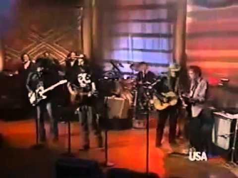 Keith Richards & Willie Nelson & Ryan Adams & Hank Williams III - Dead Flowers
