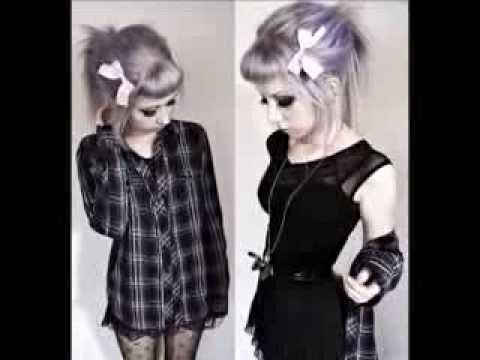 �nugoth fashion inspiration� youtube