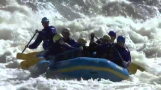 Gauley River White Water rafting