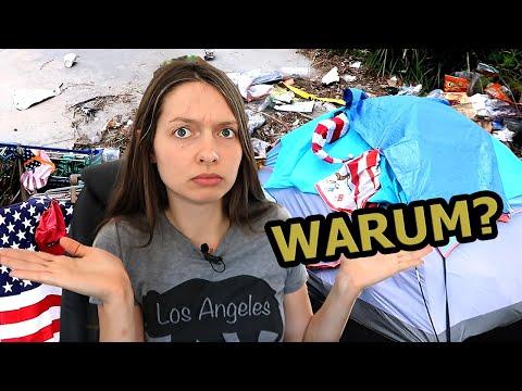 Armut & Obdachlosigkeit In Den USA: Los Angeles & Skid Row