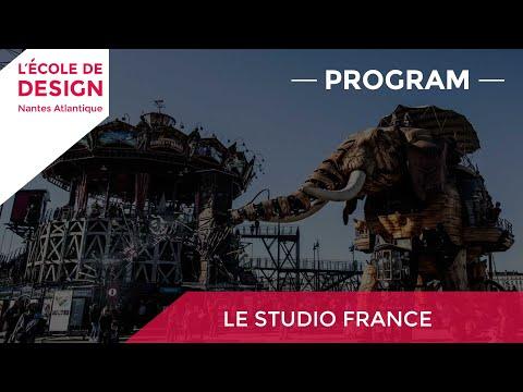 Presentation of Le Studio France