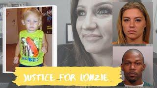 Losing Lonzie Barton - The Blue Eyed Child - Lonna Lauramore  and Ruben Ebron & @Shauna Rae Opinion