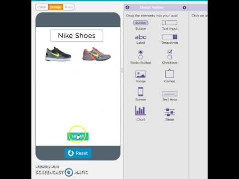 Coding Phone Apps: Shopping App 7