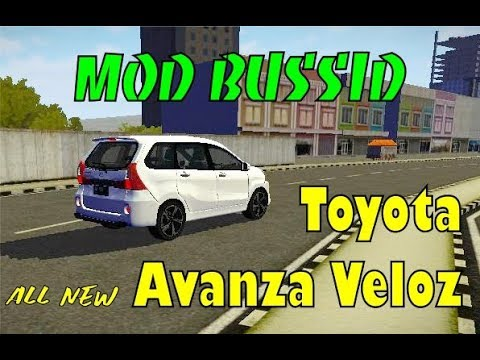 Download Mod Mobil Toyota Avanza Veloz Bussid Anonytun Com