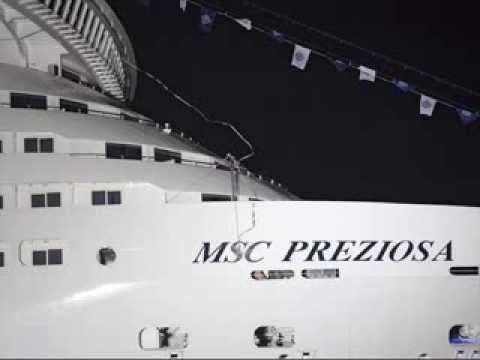 Navio Preziosa Msc Projeto 2014 Dj Alex Carioca Remix Só As Melhores