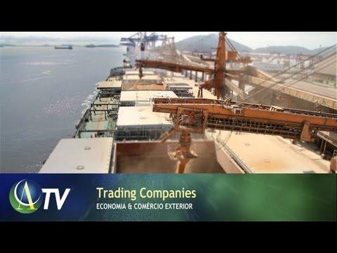 Trading Companies - Economia & Comércio Exterior
