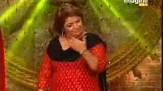 Nachle ve with Saroj Khan