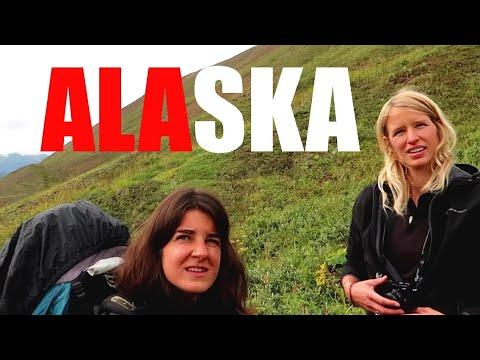 Exploring Denali National Park, Alaska (Grizzly Sighting!)