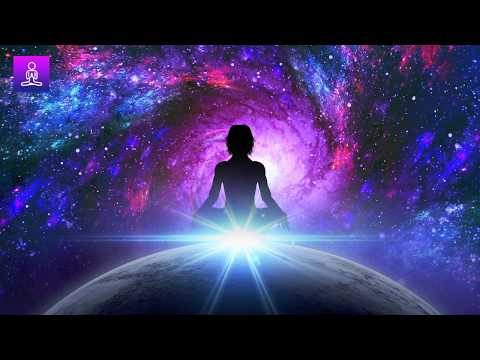 Connect To The Universe: Higher Self Meditation, Spiritual Healing - Manifest Miracles