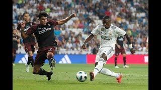 Real Madrid 3 x 1 Milan - Melhores Momentos - Troféu Santiago Bernabéu 11/08/2018