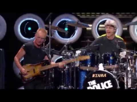 The Police - Driven To Tears (Live 2007) (Promo Only)