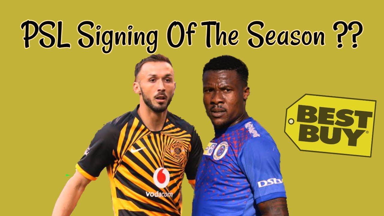 TOP 5 PSL TRANSFERS OF 2019 | Kaizer Chiefs vs Golden ...