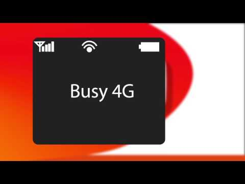 How to set up your Busy 4G Mifi