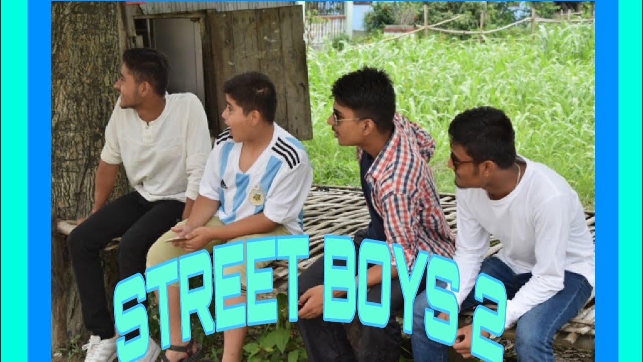 [ Re-Upload ] -  Street Boys 2 - Ft. Sigdel Comedy Show