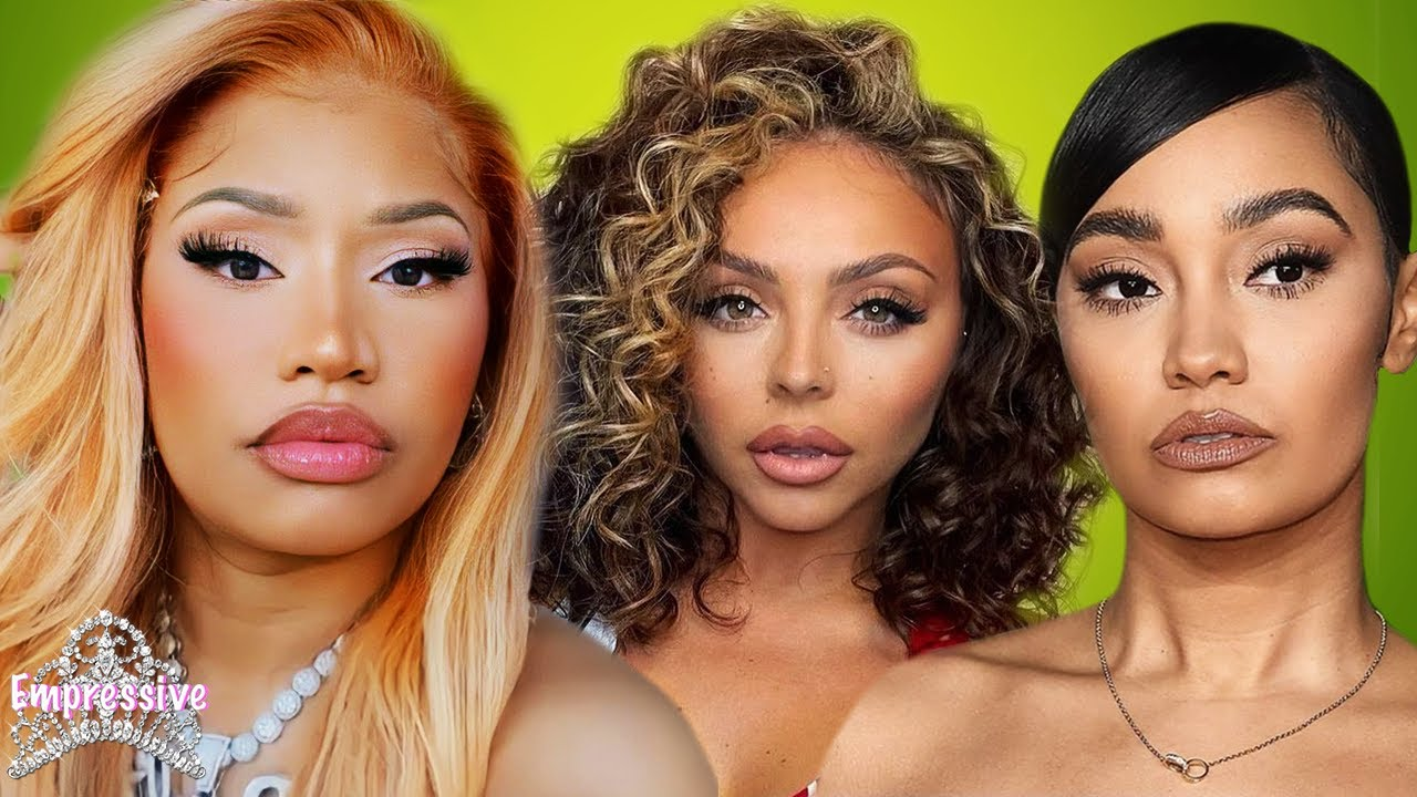Download Nicki Minaj slams Leigh Anne (Little Mix) and defends Jesy Nelson | Little Mix feuding w/ Jesy