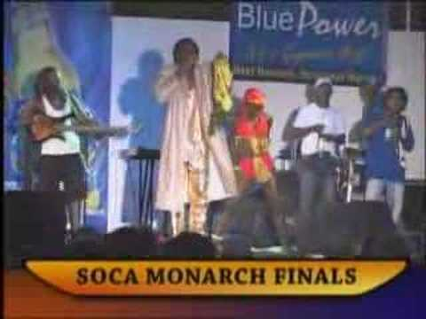 Guyana's NEW SOCA KING MALO Part 1