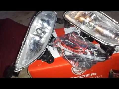 diy: 2014 hyundai sonata foglight assembly install (after market) - youtube