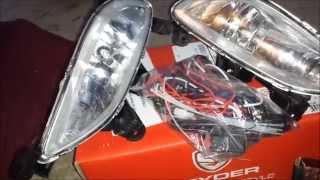 DIY: 2014 Hyundai Sonata Foglight Assembly Install (After Market)