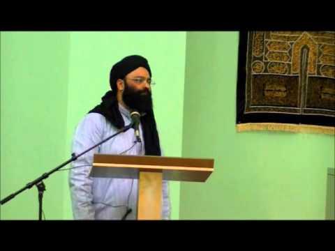 Imam Jafr bin Muhammad Sadiq (Friday Khutba in USA  2012 )
