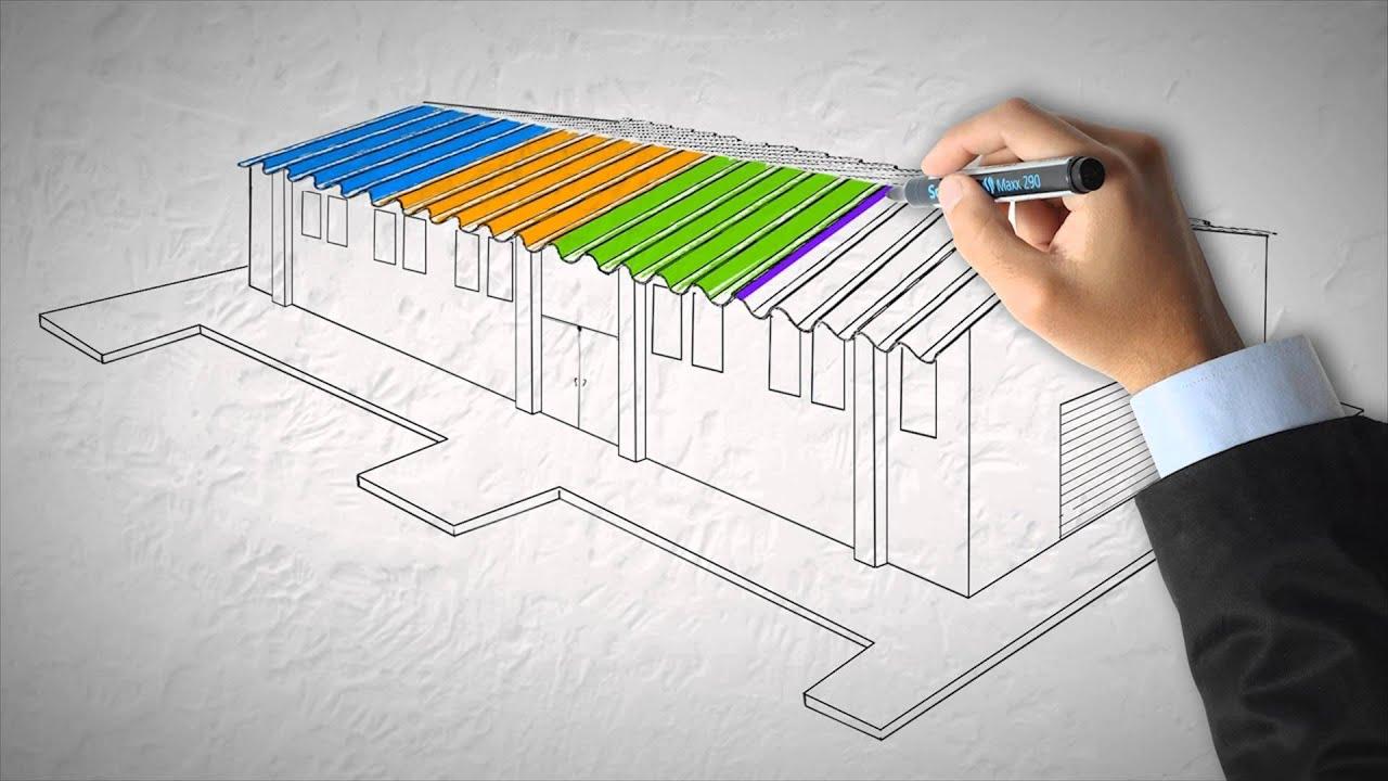 Asbestos Roof Coatings By Asbestoseal Youtube
