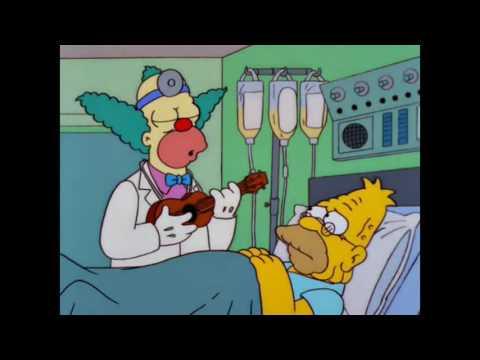 Grandpa's Last Laugh - The Simpsons