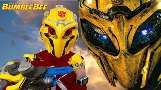 Шлем ВИРТУАЛЬНОЙ реальности Бамблби 🤖 из фильма Трансформеры 6 Bee Vision Mask BumbleBee