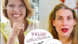 Bettina Böttinger bei Uhligs stilles Örtchen
