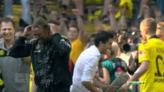 Borussia Dortmund Meisterfeier 2011