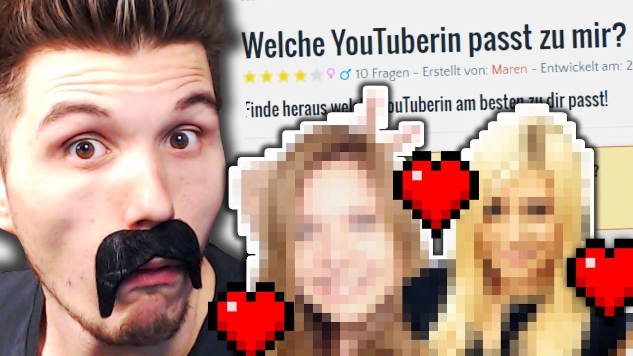 Welche Youtuberin Passt Zu Mir Teste Dich Youtube