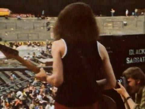War Pigs – Black Sabbath (Rare Footage) [1970/xx/xx @ Germany]