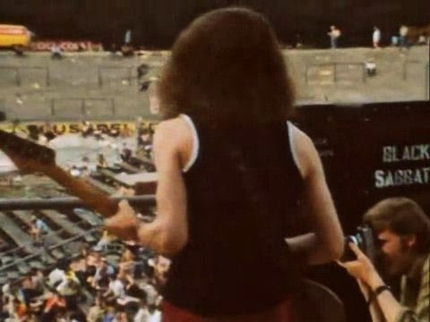 War Pigs – Black Sabbath Rare Footage 1970xxxx @ Germany