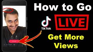 How To Go Live In TikTok and How To Get More Views and Likes inTamil