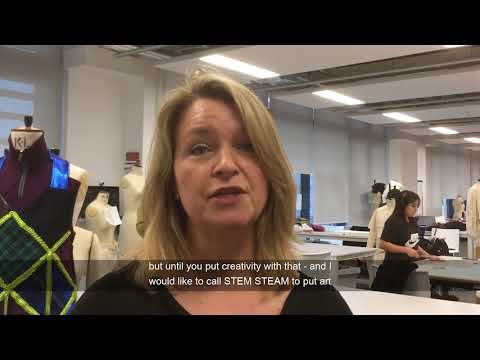 Professor Alison Honour on why the world needs more creative graduates