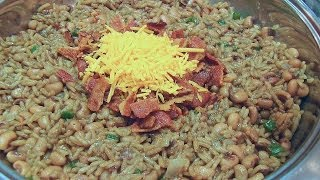 Betty's Bacon And Jalapeno Hopping John--for New Year's Day!!!