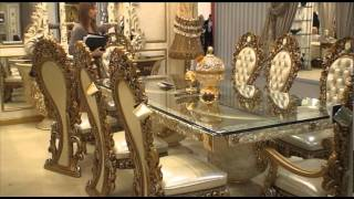 Выставка мебели i Saloni WorldWide Moscow 2011.flv