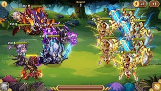 Idle Heroes - Tower Of Oblivion 463►474 + Campaign Lvl 233
