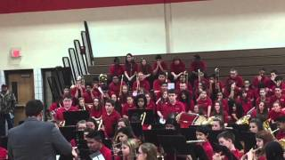 7th Grade Band- Pirates of the Barbary Coast by Timothy Loest