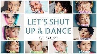 Jason Derulo Lay Nct 127 Let 39 s Shut Up and Dance ENG Lyrics.mp3