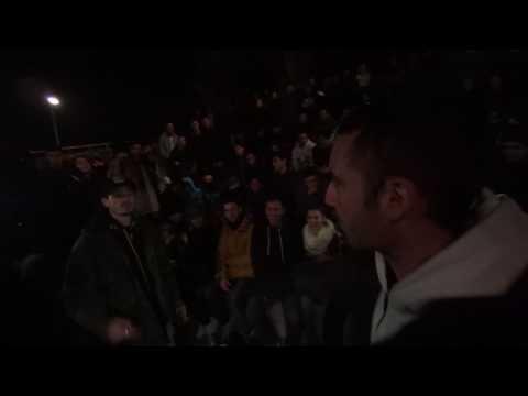 JAY SARF vs BOU · Tarragona Hip Hop Battles Cuartos