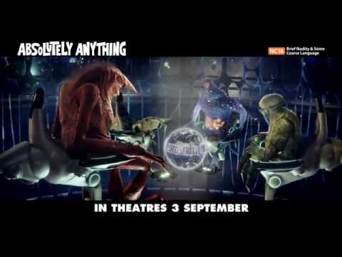 Absolutely Anything Official Trailer