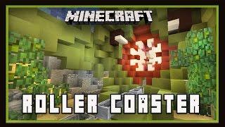 Minecraft: Sea Monster Show Scene Design    (Scarland Roller Coaster Build Ep.37)