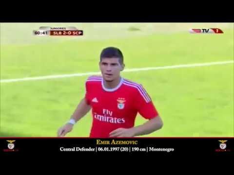 Emir Azemovic S.L. Benfica