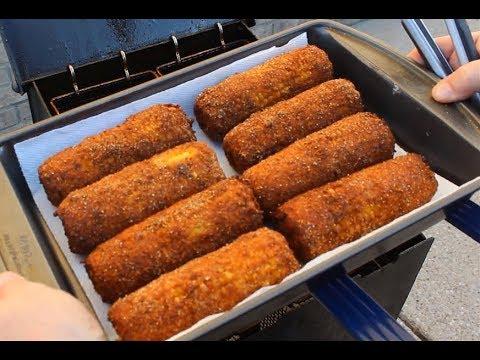 how to cook chicken drumsticks in deep fryer