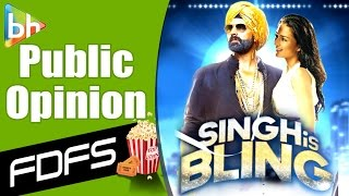 First Day First Show | Singh Is Bling | Movie Review