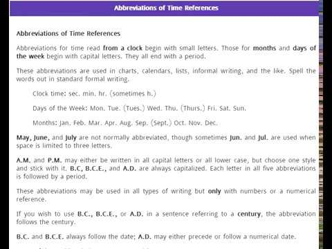 Abbreviations   For Pc - Download For Windows 7,10 and Mac