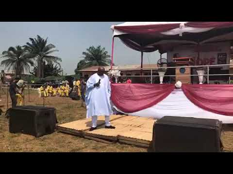 Download Adewale Ayuba Sings Gospel Songs As He Minister At Annual Let's Go A Fishing