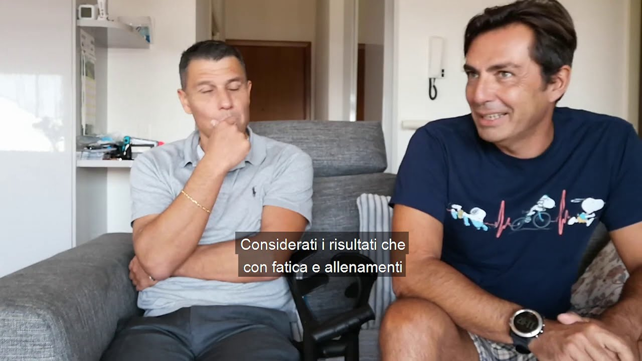 Claudio Corti Obiettivo Paraolimpiadi