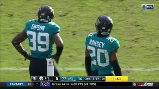 Antonio Brown 78 Yard Touchdown | Steelers vs. Jaguars | NFL